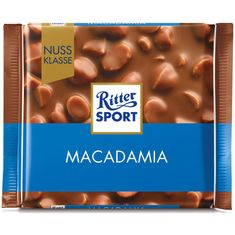 Ritter Sport Macadamia - 100g - Sold Out