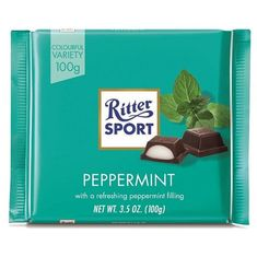 Ritter Sport Peppermint - 100g - Sold Out