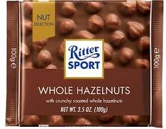 Ritter Sport Whole Hazelnut & Milk Chocolate - 100g - Sold Out