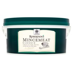 Robertson's Mincemeat Tub - 2.72kg - 1 in stock