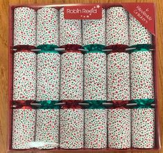 Robin Reed Fizzy Crackers - 6 pack - Sold Out