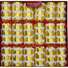 Robin Reed Racing Quacker Crackers - 6 pack - Sold Out