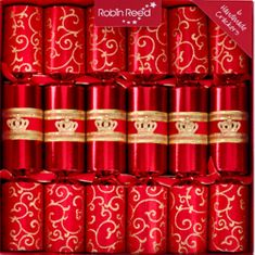 Robin Reed Crowning Glory Crackers - 6 pack - Sold Out