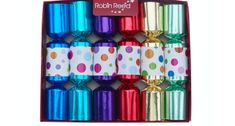 Robin Reed Smarty Party Crackers - 6 pack-out of stock