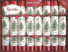 Robin Reed Spode Crackers - 8 pack - Sold Out
