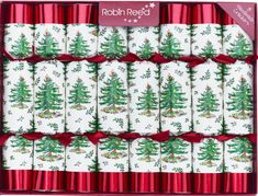 Robin Reed Spode Crackers - 8pk- Sold Out