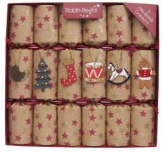 Robin Reed Toy Chest Crackers - 6pk - Sold Out