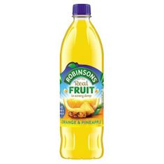 Robinsons NAS Orange and Pineapple - Sold Out