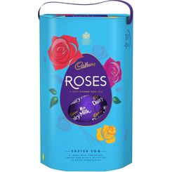 Cadbury Roses Thoughtful Gesture Large Egg - 255g - Sold Out 2021