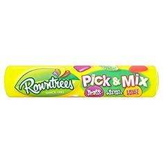 Rowntrees Pick & Mix Tube - 140g - Not Available 2019