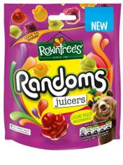 Rowntree's Randoms Juicers Sweets Sharing Bag - 140g - Sold Out