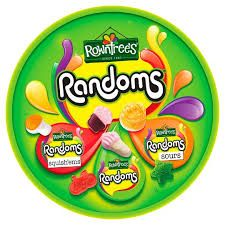 Rowntrees Randoms Tub - 690g - Sold Out