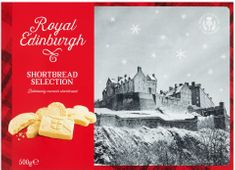 Royal Edinburgh Shortbread Assortment - 500g - Sold Out