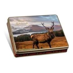 Royal Edinburgh Shortbread Assortment Tin - 500g - Sold Out 2020