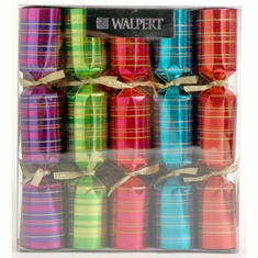 Royal Stripes Crackers - 10 pack -  Sold Out