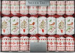 Scandi Birds Crackers - 8 pack - Sold Out 2020