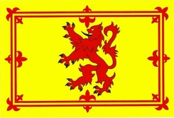 Scotland Lion of Rampart Outdoor Flag - 3' x 5'