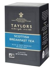 Taylors of Harrogate Scottish Breakfast - 50ct Bags