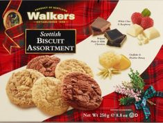 Walkers Scottish Biscuit Selection - 250g  - Sold Out