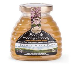 Heather Hills Farm Scottish Heather Honey with Edradour Malt Whisky - Sold Out