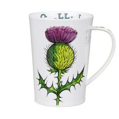 Dunoon Scottish Thistle - Argyll - 1 In Stock