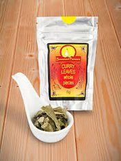 Seasoned Pioneers Curry Leaves (whole pieces) - 6g - 2 In Stock