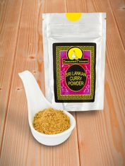 Seasoned Pioneers Sri Lankan Curry Powder - 31g - Sold Out