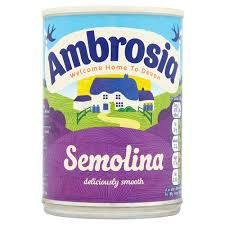 Ambrosia Semolina - 400g - Sold Out