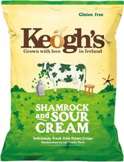 Keogh's Shamrock & Sour Cream - 125g - Sold Out