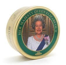 Simpkins Her Majesty Queen Elizabeth II Travel Sweets - 200g - Sold Out