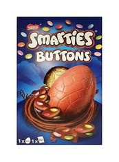 Smarties Buttons Large Egg 290g - Sold Out 2021