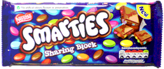 Smarties Chocolate Bar - 120g - Sold Out
