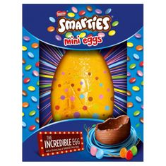 Smarties Mini Eggs Incredible Egg - 470g - Sold Out 2021