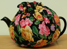 Sophisticated Rose Tea Cozy - Sold Out