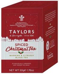Taylors of Harrogate Spiced Christmas - 20ct Bags - Sold Out