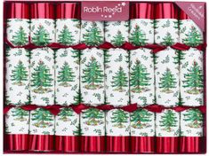 Robin Reed Spode Crackers - 8pk - Sold Out