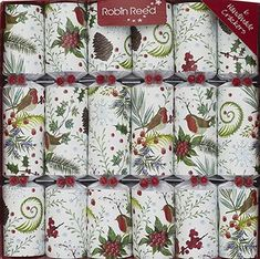 Robin Reed Festive Foliage- 6 pack - Sold Out