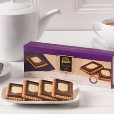 Ringtons Chocolate Crest Biscuits - 150g