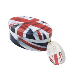 Union Jack Vanilla Fudge Tin - 120g