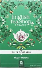 English Tea Shop Mighty Matcha - 20ct Bags
