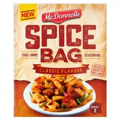 McDonnell's Spice Bag - Classic Flavour - 40g
