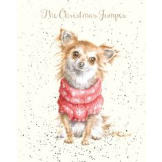 """The Christmas Jumper"" Card"