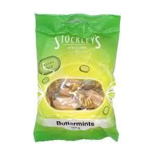 Stockley's Buttermints - 100g -Sold Out