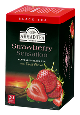 Ahmad Strawberry Sensation - 20ct Bags - Sold Out