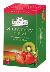 Ahmad Strawberry & Kiwi - 20ct Bags - sold out