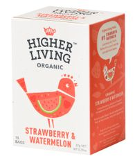 Higher Living Strawberry & Watermelon - 15ct Bags