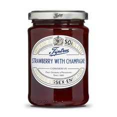 Tiptree Strawberry with Champagne Conserve - 340g