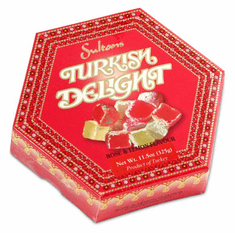 Sultan's Turkish Delight - 325g - Sold Out