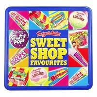Swizzels Matlow Sweet Shop Favourites Tin - 750g - Not Available 2019