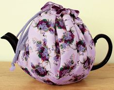 Sweet Violets Tea Cozy - Sold Out